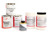 Polstereizubehör Klebstoffe für alle Anwendungen